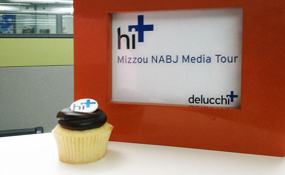 Mizzou NABJ Media Tour