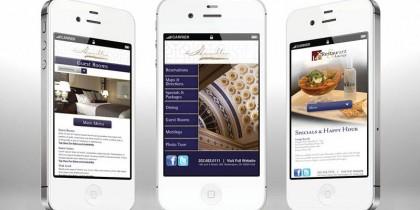 Hamilton Crowne Plaza + 14K Restaurant
