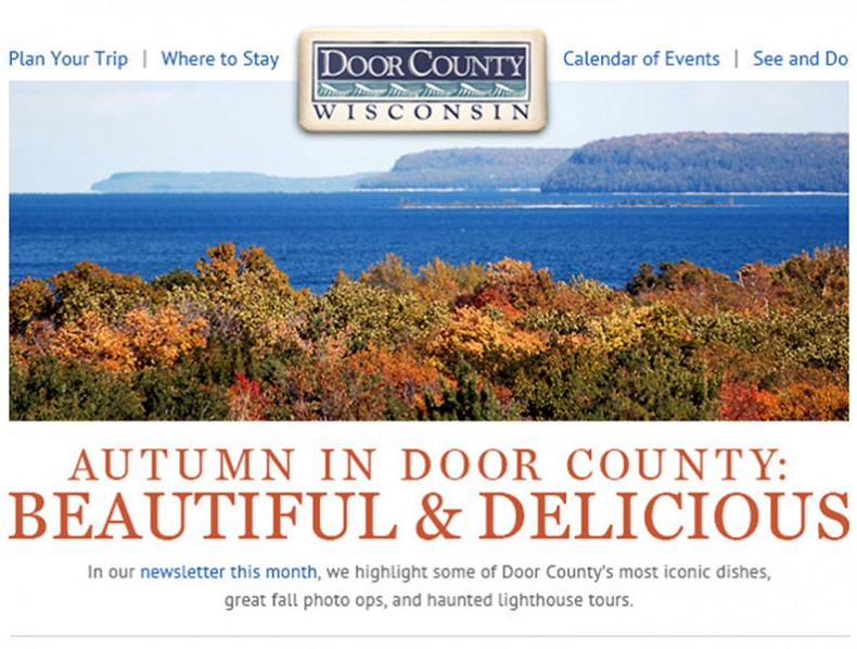 Door County WI Visitor Bureau