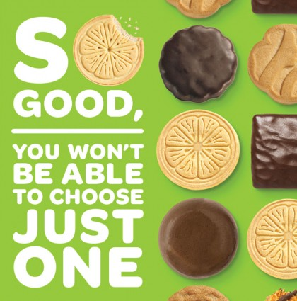 Girl Scout Cookie Program + ABC Bakers