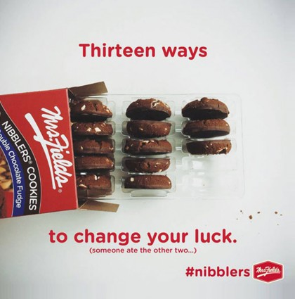 Mrs. Fields' Nibblers