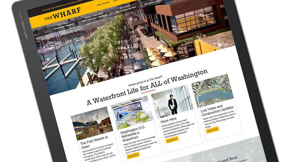 wharf-web