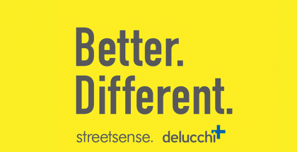 Streetsense and Delucchi Plus