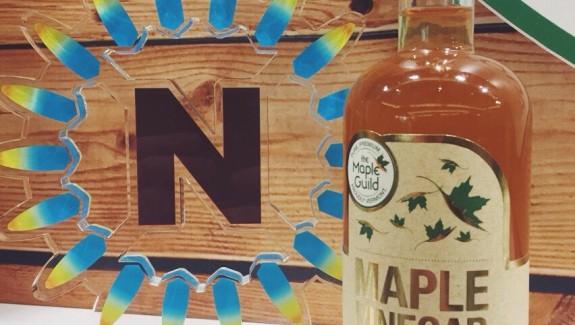 Maple Vinegar NEXTY Award Winner